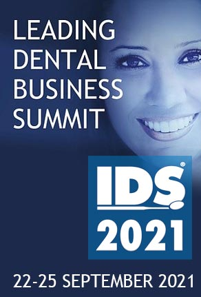 International Dental Show Cologne 22-25/9/2021