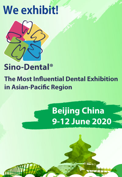 Sino-Dental Beijing China 9-12/6/2020