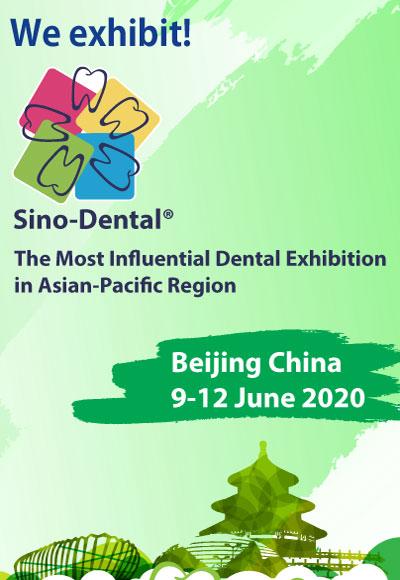 Sino-Dental Beijing China 9-12/6/2020