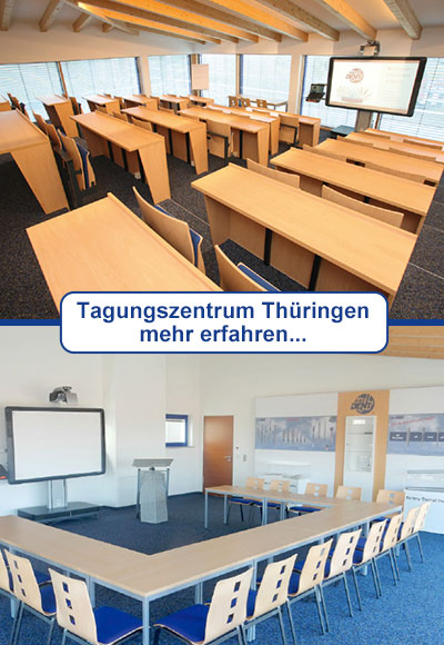 Auditorium und Tagungsraum, klimatisiert, modernes Equipment