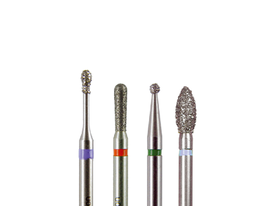 Dental Instruments for Practice Diamant-Instrumente Zirkon-Spezialschleifer
