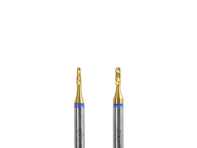 Dental Instruments for Practice Hartmetall-Instrumente Titannitrit-beschichtet